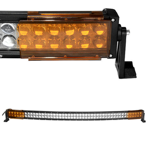 "Image 3 - 2pcs 6 ""אינץ/8"" led אור בר אבק הוכחת עדשת מכסה עבור 7/12/20/22/32/42/50/52 אינץ Offroad ישר מעוקל אור LED בר SUV"