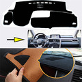 Новый Интерьер Приборной Панели Ковер Photophobism Защитный Мат Для Серии Lexus RX 2016