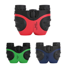 mini handheld optical Binoculars telescope children portable Professional Hunting Telescope Zoom High Quality