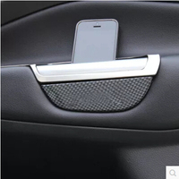 Car Styling Interior Door Handle Cover Bowl Panel Insert Inside Storage Box Trim Accessories Fit For
