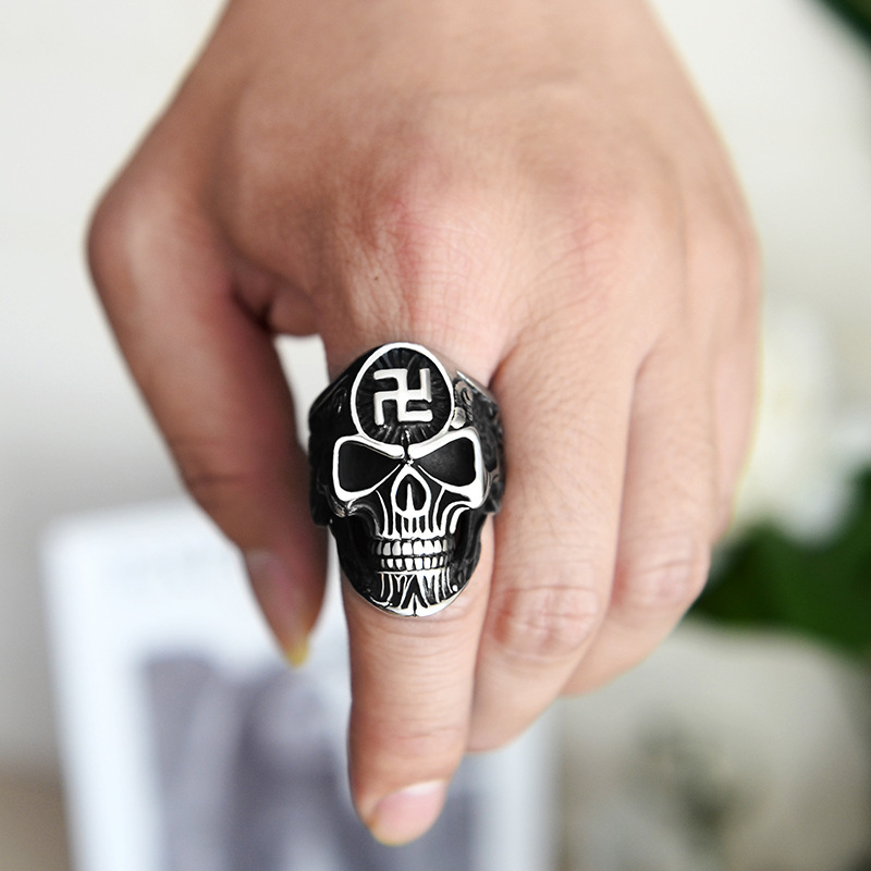 Skull Rings (3)