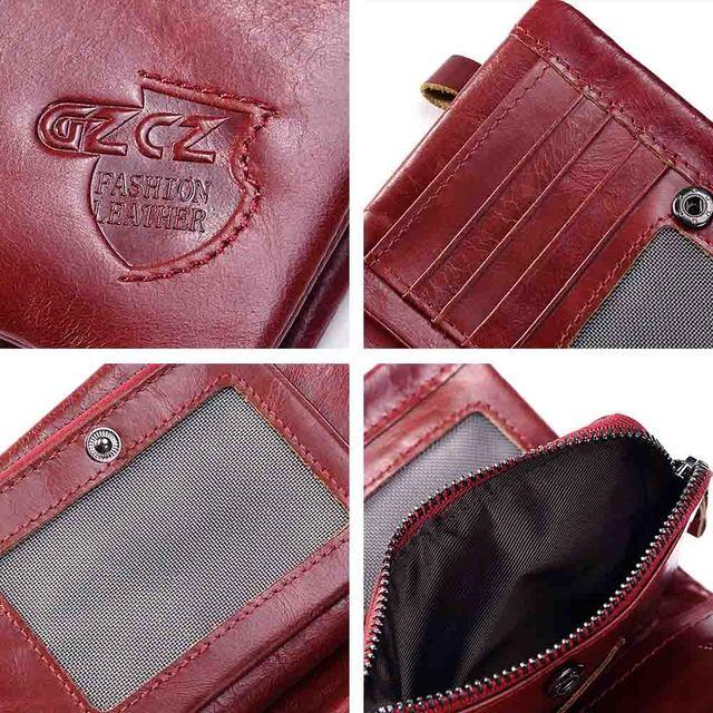 BILLETERAS las nuevas mujeres monedero de mujer de cuero Original de nombre carteras dinero embrague bolso carteira femenino