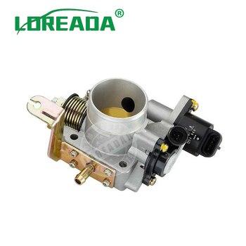 LOREADA Throttle body para SIEMENS sistema de deslocamento Do Motor 1.0L Bore size 38mm conjunto da válvula Do Acelerador OEM Qualidade