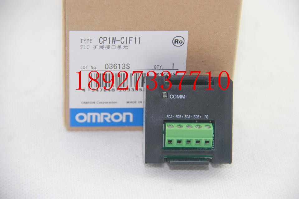 ФОТО [ZOB] Guarantee new original authentic - - input control unit CP1W-CIF11  --2PCS/LOT