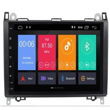 Android 9.0 Octa Core PX5 For Mercedes/Benz/Sprinter/Viano/Vito/B-class/B200/B180 Car Multimedia DVD Player GPS Radio navi
