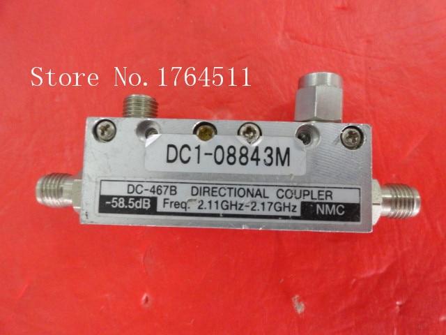 [BELLA] NMC DC-467B 2.11-2.17GHz 58.5dB SMA Directional Coupler