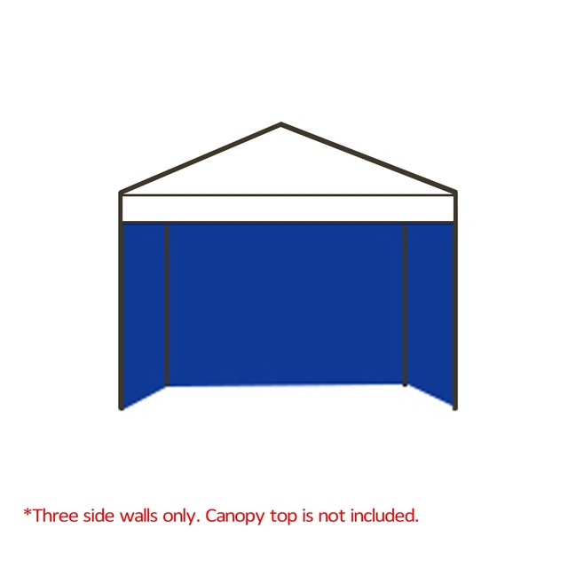 Oxford Cloth Party Tent Side Walls 2
