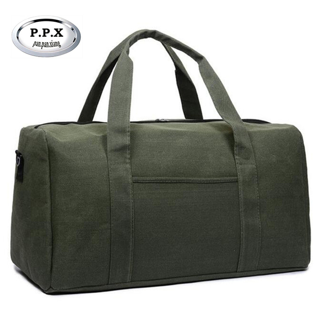 New Fashion Brand Men Travel Bags Large Capacity 36 55l Women Luggage Duffle Canvas