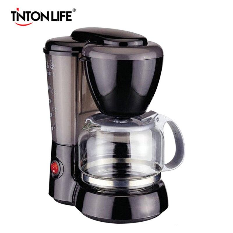 TINTON VITA di Alta Qualità Automatica Per Caffè Espresso Elettrica macchina per il Caffè Macchina Da Caffè A Goccia