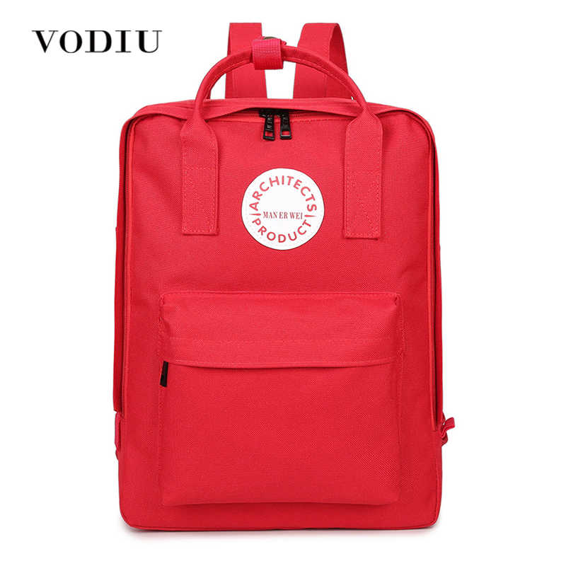 8a7eca734537 2018 Cute Vintage Designer Preppy Canvas Backpack Zipper Women School  Laptop Bag Men Teens Rucksacks Travel