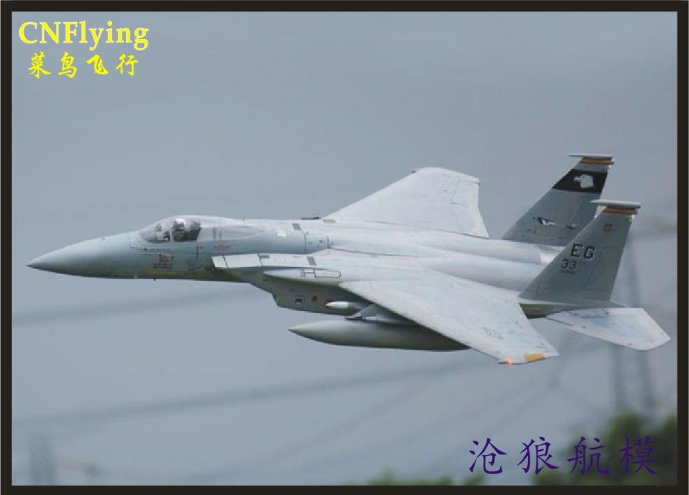 Freewing NEW Electric rc jet F-15 F15 plane 90mm metal edf plane 6s PNP or kit Retractable airplane/RC MODEL HOBBY