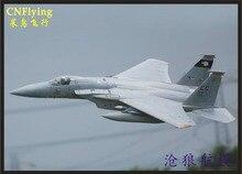 Freewing NEW Electric rc jet F 15 F15 plane 90 мм metal edf plane 6s PNP или комплект выдвижной самолета/фотосессия