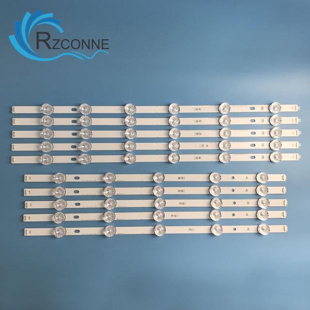 Listwa oświetleniowa LED lampa dla LG DIRECT 3.0 _ 55 cal telewizor 55LH575A NC550DUE VCCP1 VCCP3 55LH5750 55LB5550 55LY340C 55LB582V 55LF5800