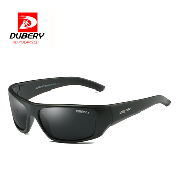 DUBERY Square Sport Sunglasses  1