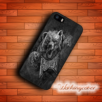 Fundas Russia Bear Funny Case For IPhone 7 6S 6 5S SE 5 5C 4S 4
