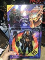 Predator VS Alien 2019 New Arrial Luxury Edition Clan Elder Predator Alien Hunter Series Action Figure Model NECA