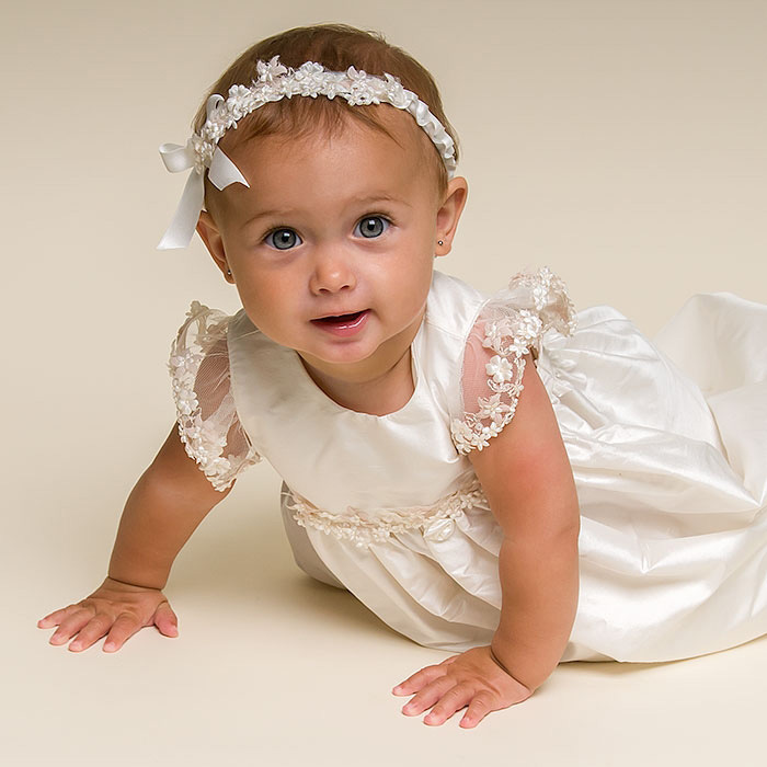 Popular Silk Baptism Gown Buy Cheap Silk Baptism Gown lots