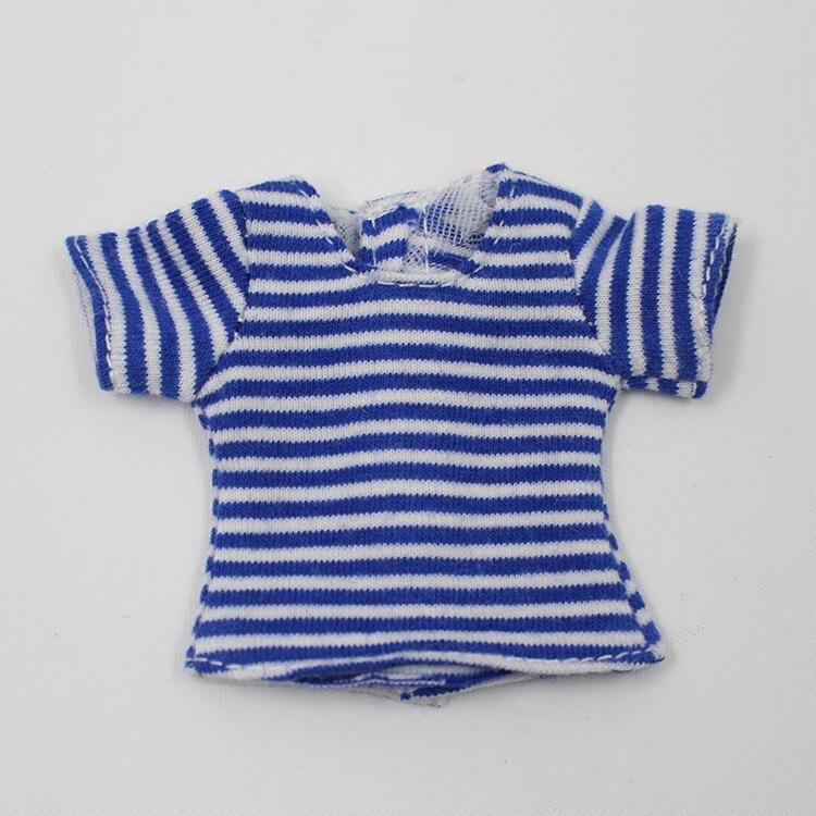 Neo Blythe Doll Striped T-Shirts 8