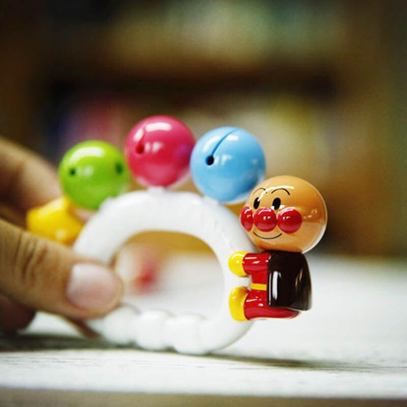 Brinquedo do bebê chocalho criança apaziguar brinquedo chocalho exercício bebê agarrar audição pai-filho troca interativo mão rocker brinquedo