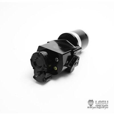 Fernbedienung Spielzeug Sammeln & Seltenes Lesu Getriebe Getriebe 2 Grade Rear Drive Rc 1/14 Traktor Lkw F5017 Tamiya Th02235