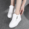 2017 Fashion Spring Autumn Women Trainers Increasing Breathable Woman Shoes Casual Outdoor Walking Women Flats Zapatillas Mujer