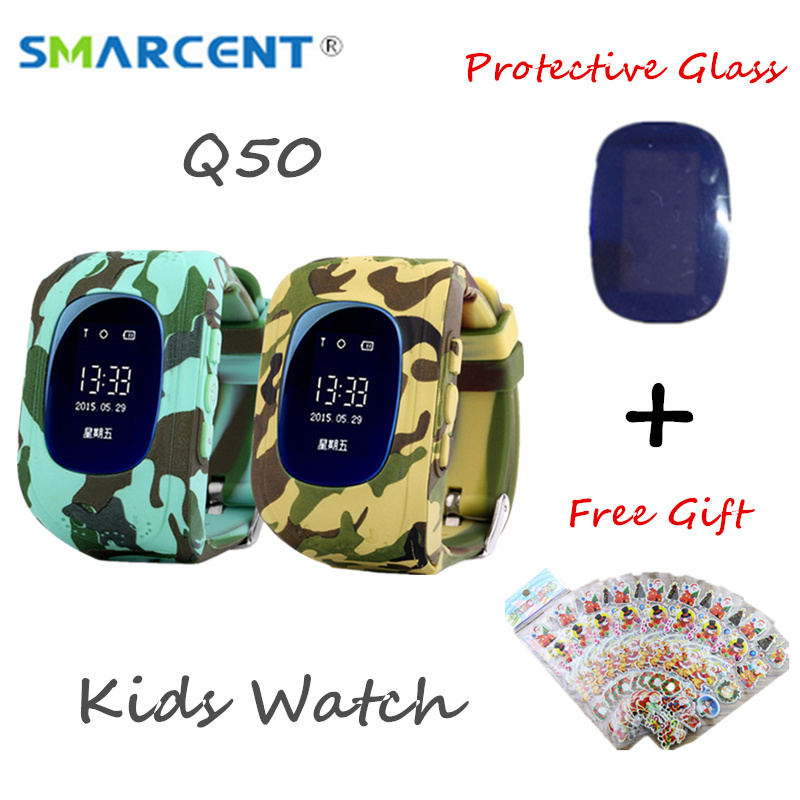 Original <font><b>Q50</b></font> G36 <font><b>GPS</b></font> Kids Safe Smart Watch SOS Call Locator Tracker Anti Lost Smartwatch for Baby Children image