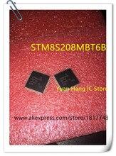 20PCS/LOT STM8S208MBT6B STM8S208MBT6 STM8S208 QFP80