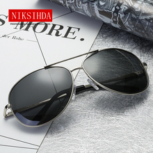 NIKSIHDA 2019 Explosive Womens Personal Ultraviolet Protection Sunglasses Trend Retro Driving 400