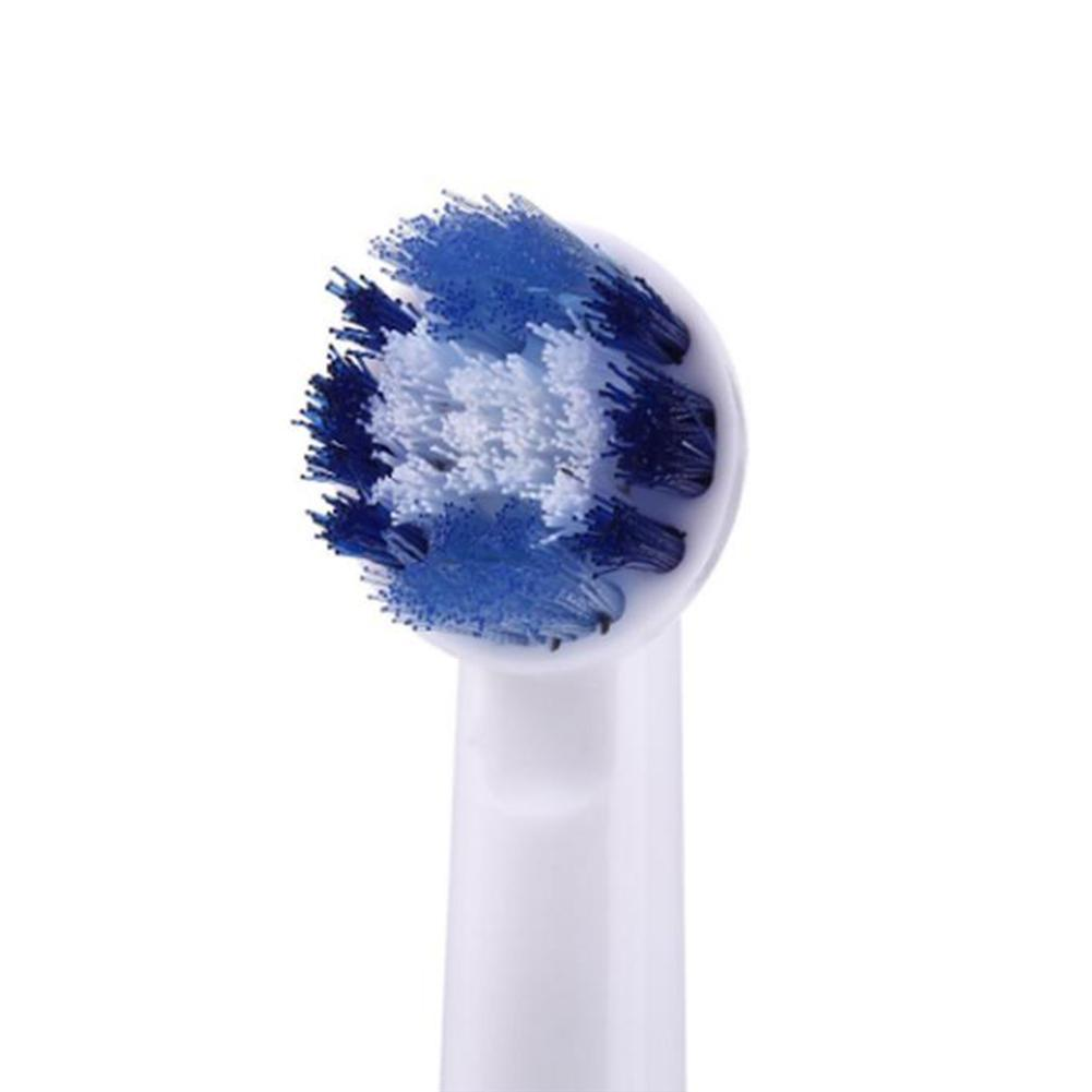 4PCS Electric Professional Care Smart Series Zone Soft Bristles Oral Brush HeadsToothbrush Replacement Heads Braun image