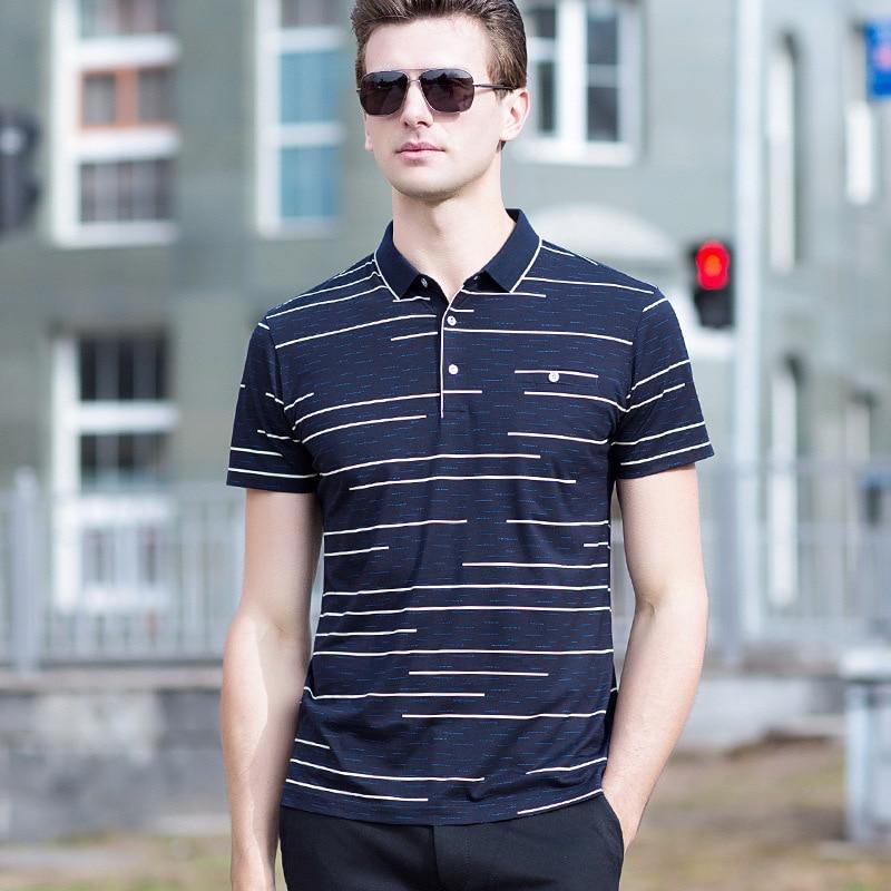 Men's short-sleeved printed   polo   shirt 2019 summer new summer collar turtleneck   Polo   shirts men casual mens   polo   shirt brands