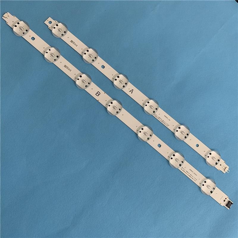 Origina 960mm LED Backlight Strip 13 Lamp For LG TV SSC_86UK65_20mm_A/B_SVL860A03_R00_171107 6+7 LEDs E469119 Tv Parts