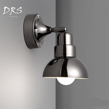 Modern Minimalist Bedside Wall Lamp Aisle Pass, Nordic Creative Personality Toilet Adjustable LED Wall Lights