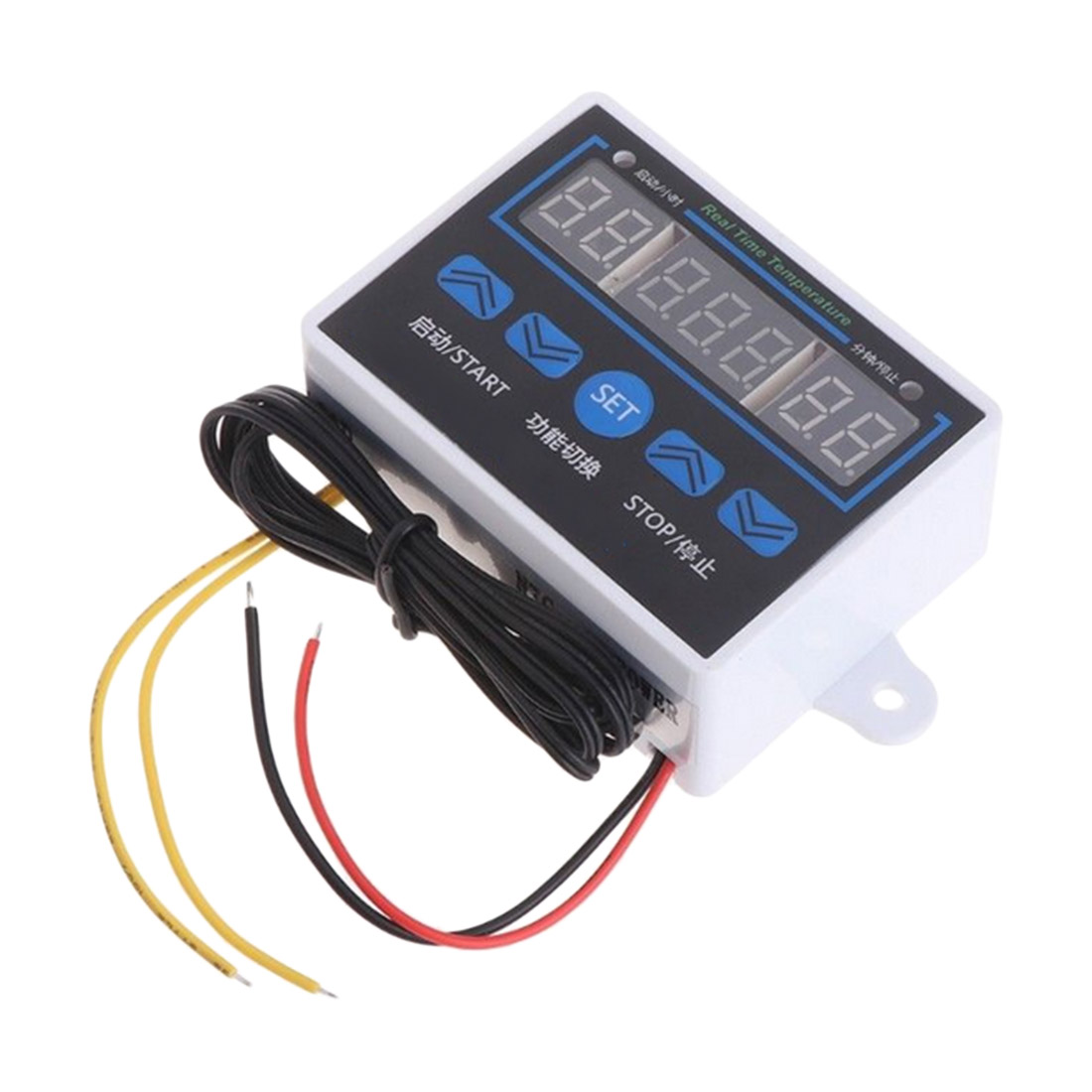 10A 110V AC Digital Temperature Controller Switch Thermostat Sensor LED Cable 2m