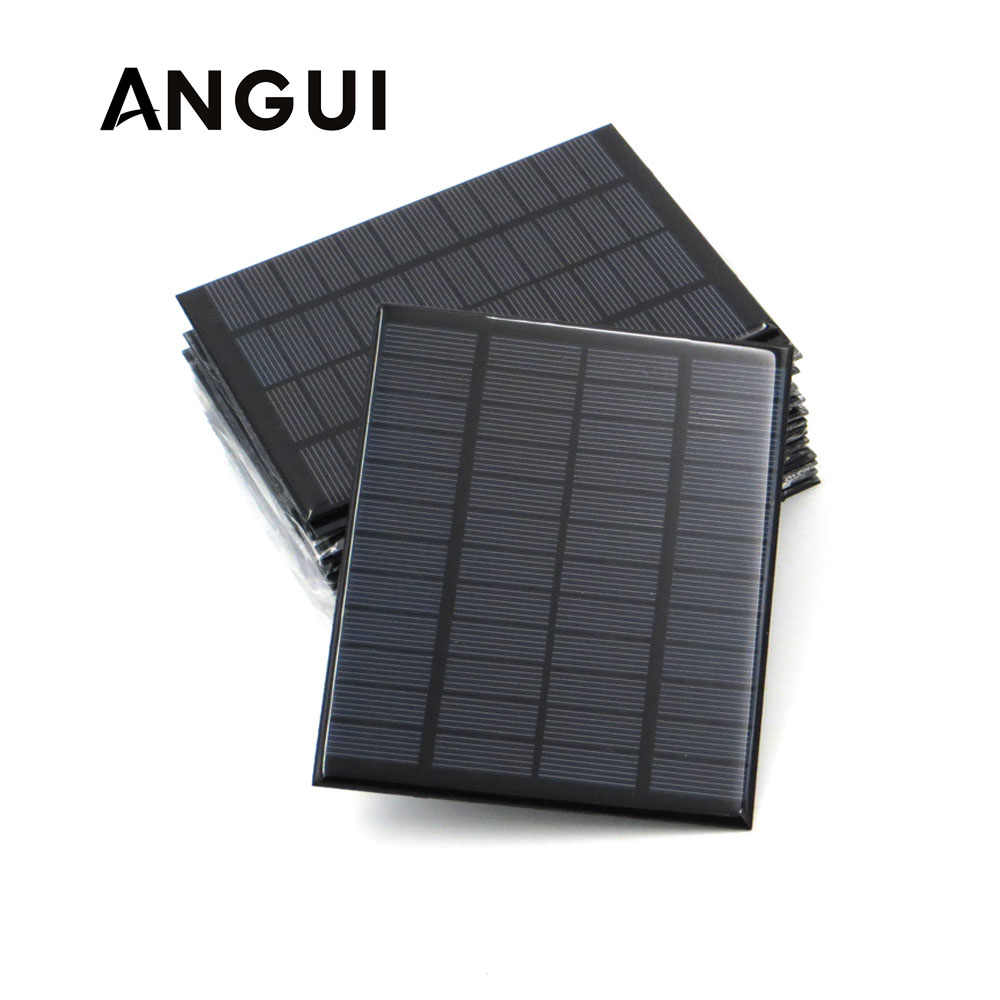 150mA 160mA 167mA 208mA 250mA 83mA 278mA Solar Panel 12V 18V Mini Solar Battery cell phone charger portable