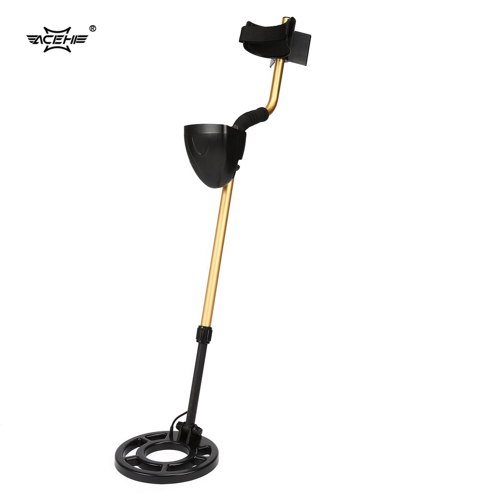 все цены на ACEHE Adjustable MD3009II Professional Underground Metal Detector Handheld Treasure Hunter Gold Digger Finder Waterproof