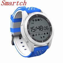 Smartch NO.1 F3 Smart Watch Bracelet IP68 waterproof Smartwatch Outdoor Mode Fitness Tracker Reminder Wearable Devices