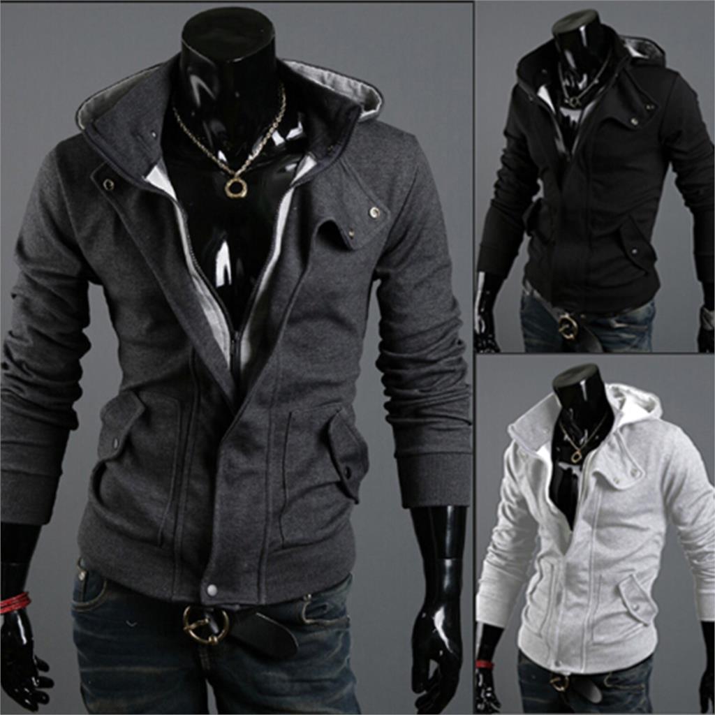 Popular Grey Men Jacket-Buy Cheap Grey Men Jacket lots from China ...