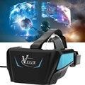 "Viulux v1 headset vrbox vr realidade virtual óculos 3d movie game 1080 p 5.5 ""OLED Screen Display w/HDMI USB para Computador Notebook"