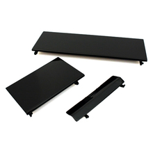 цена на High Quality 3 in 1 replacement doors cover flap repair parts For Nintendo for Wii Console