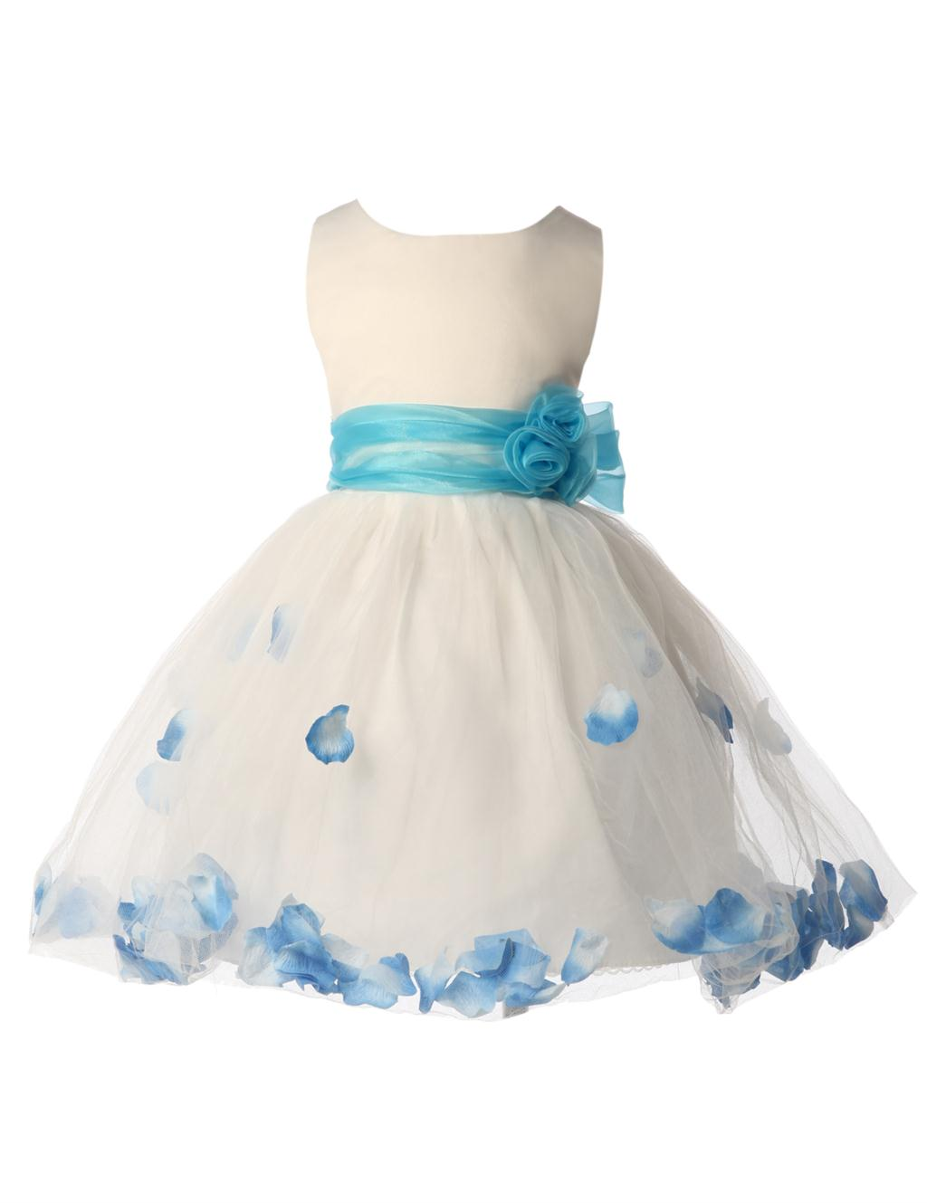 Kids Dream Flower Girl Dresses 6