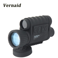 Binoculars Night Vision With Digital Camera 6X50mm 5MP HD Hunting Infrared 850NM Night Vision Telescope High