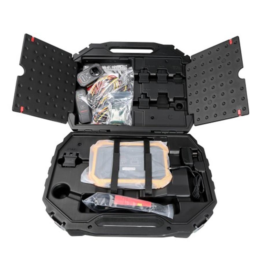 OBDSTAR X300 DP Plus X300 PAD2 Diagnose Sxanner Unterstützung Immolibizer Schlüssel Programmierer ECU Programmierer und Laufleistung Korrektur