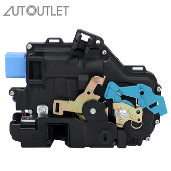 AUTOUTLET 7L0839016 Door lock actuator Rear Right Door Lock For VW Golf V 2003-2009 Actuator 7L0839016