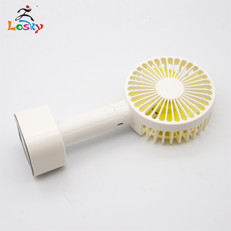 Small Air Conditioning Appliances Dhaws Mini Fan Rechargeable Fan Office Usb Electric Air Conditioner Usb Portable Desk Small Fan Battery Natural Wind 1200ma