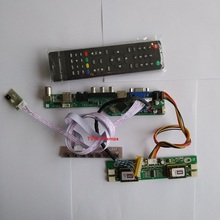 for LM201WE3-TLF3 1680X1050 20.1″ VGA AV Digital Signal TV USB 30pin Controller Driver Board New LCD HDMI kit Module 4 lamps