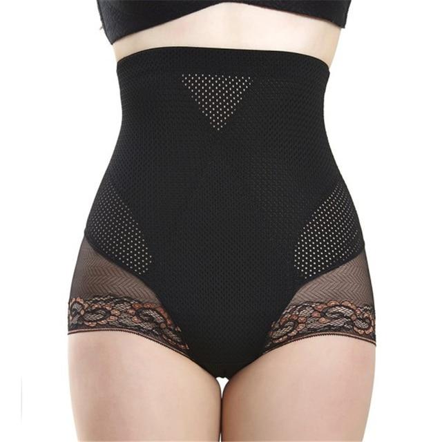 84eb1925030 Women Slimming High Waist Body Shaper Briefs Control Abdomen Hips Shapewear  Shorts