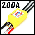 Mystery 2-7s Cloud 200A brushless W/O BEC ESC RC Speed Controller