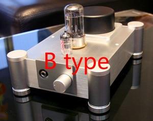 Image 3 - KYYSLB Marantz 7 อลูมิเนียม amplifier แชสซีหลอด preAmplifier เครื่องขยายเสียงกรณีกล่อง