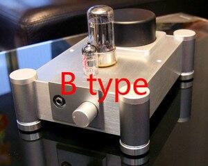 Image 3 - KYYSLB Marantz 7 tout en aluminium amplificateur châssis Tube préamplificateur boîtier amplificateur