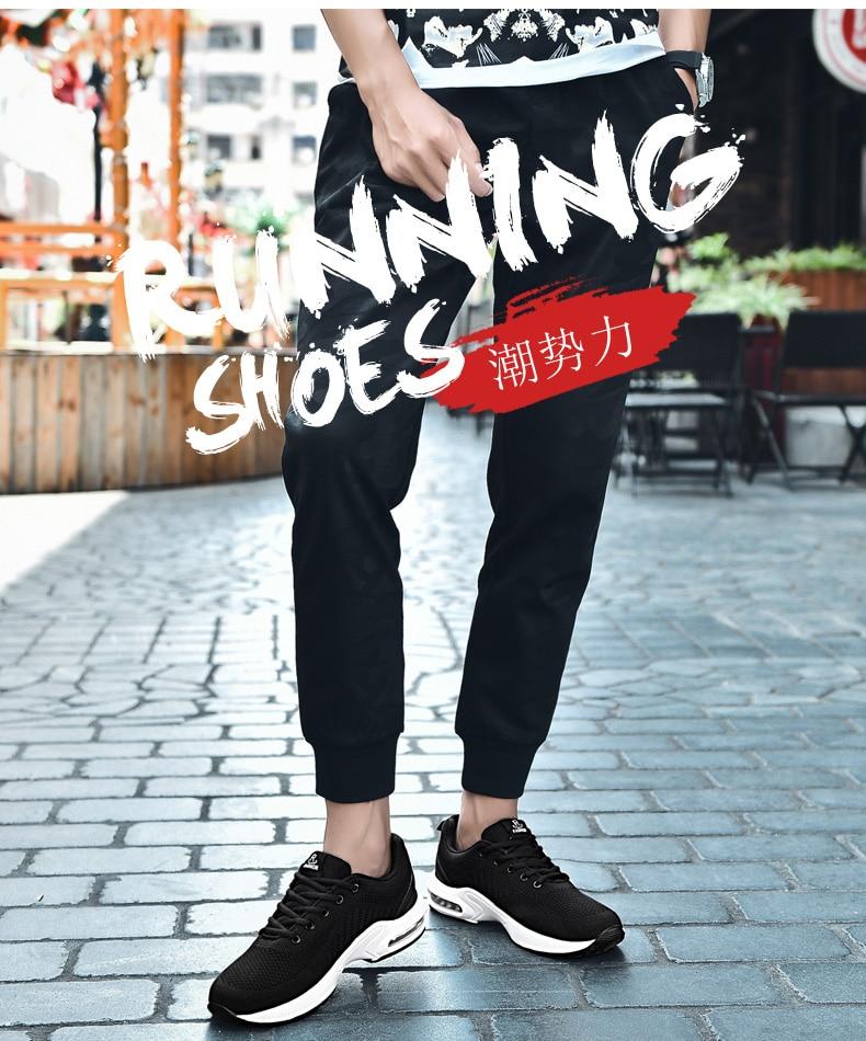 leves tênis atlético zapatos hombre
